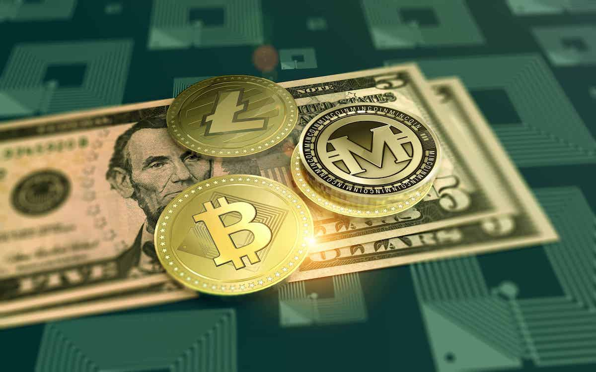 Cryptocurrency Stock Photos & Cryptocurrency Stock Images ...