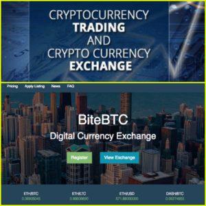 BiteBTC Cryptocurrency Exchange