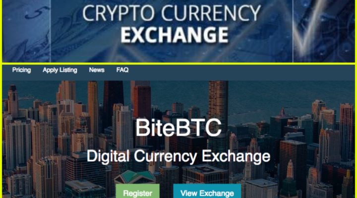BiteBTC Cryptocurrency Exchange