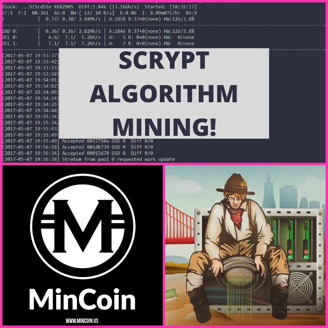 scrypt algorithm